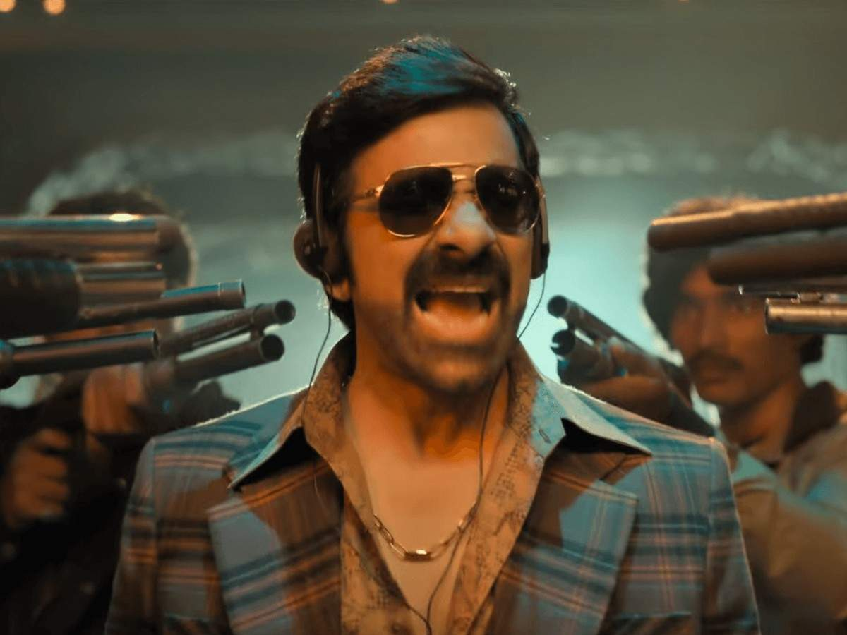 Disco Raja' pre-release business: Ravi Teja's film stands at Rs 22 Cr    Telugu Movie News - Times of India