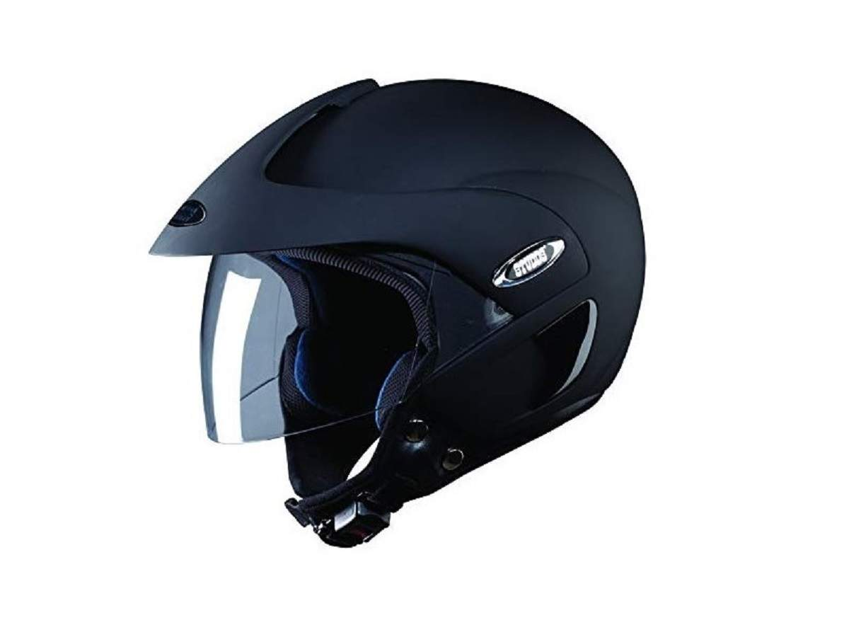 Open Face Helmets to make your ride thrilling and safe at the same time |  Most Searched Products - Times of India