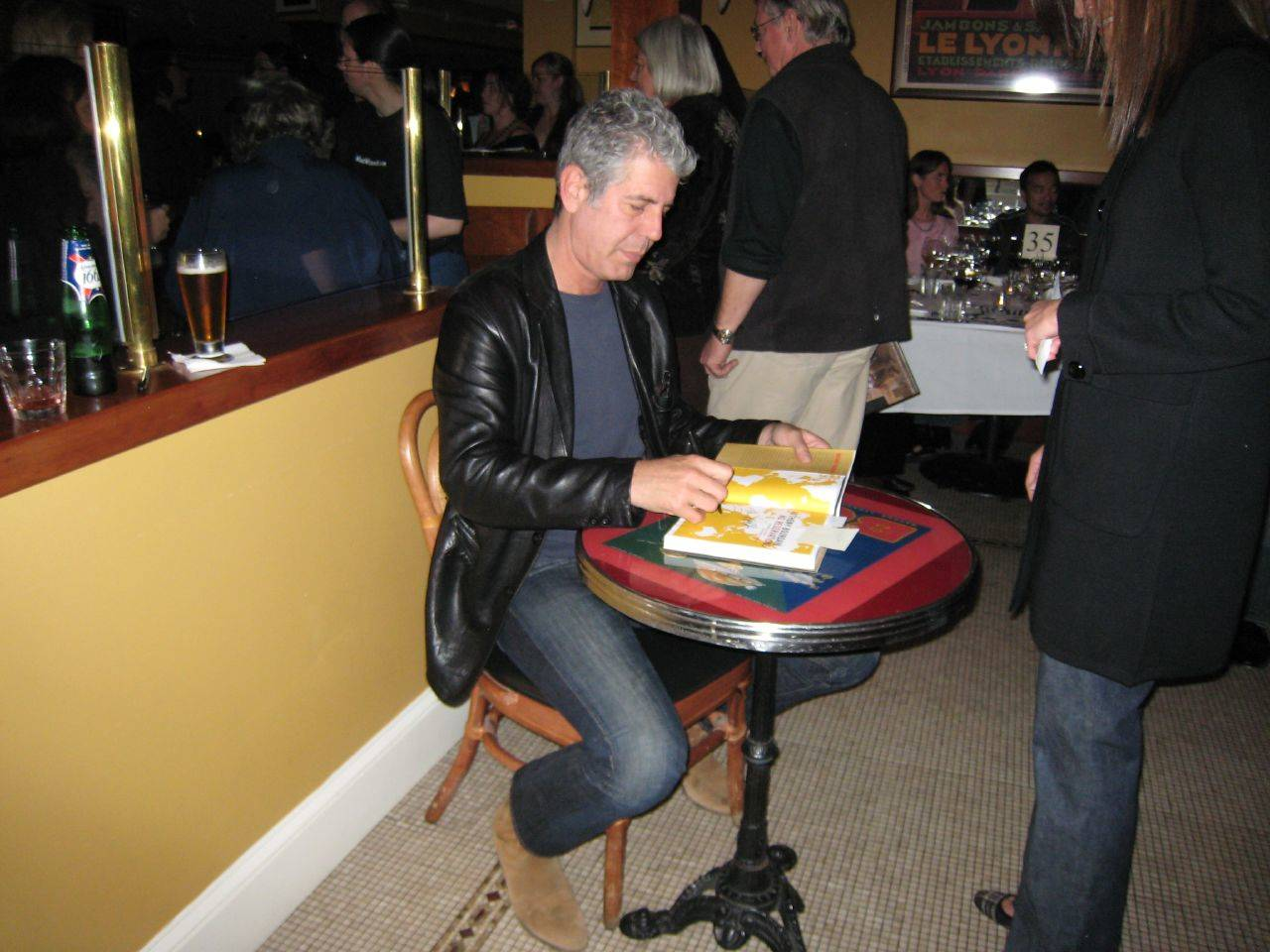 Anthony Bourdain's new travel book is his posthumous gift to the world