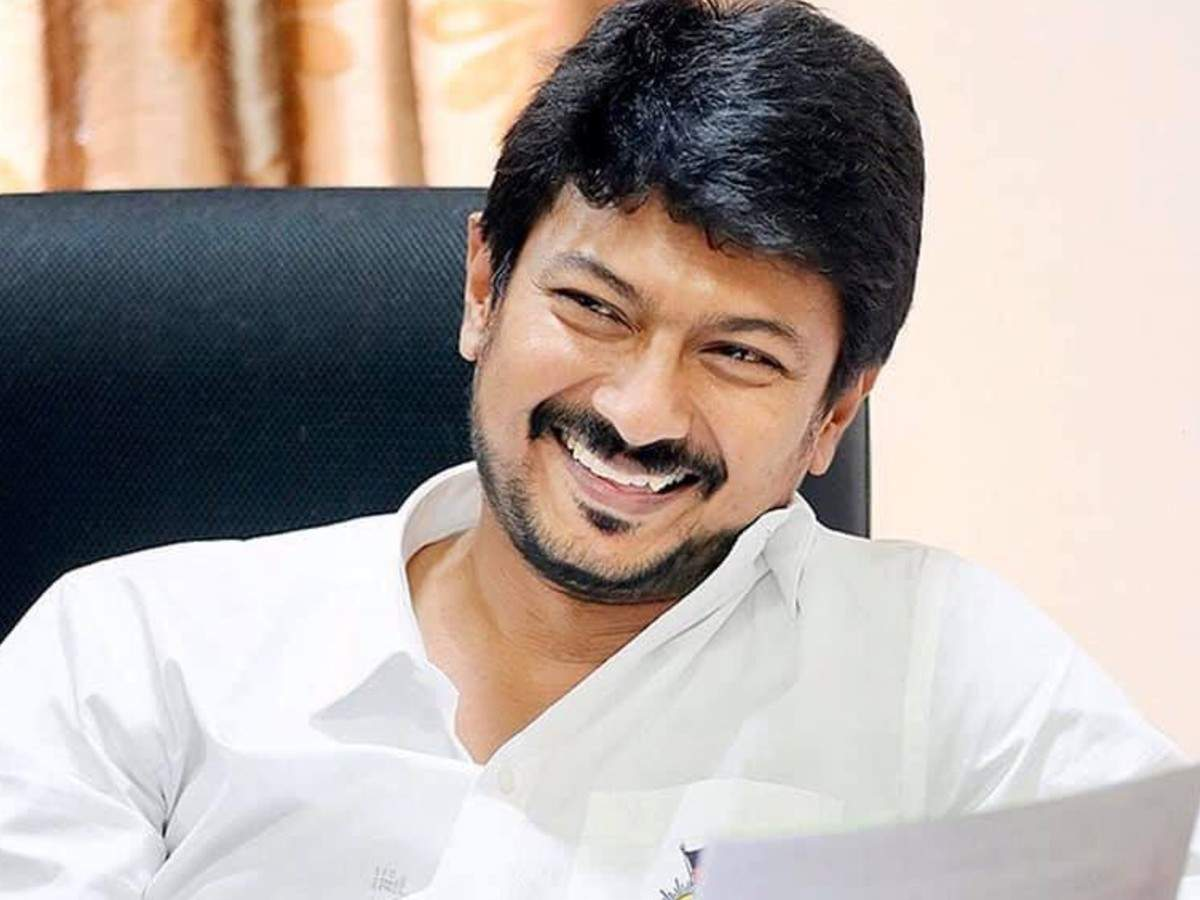 Psycho' star Udhayanidhi Stalin pledges not to do politics in cinema |  Tamil Movie News - Times of India