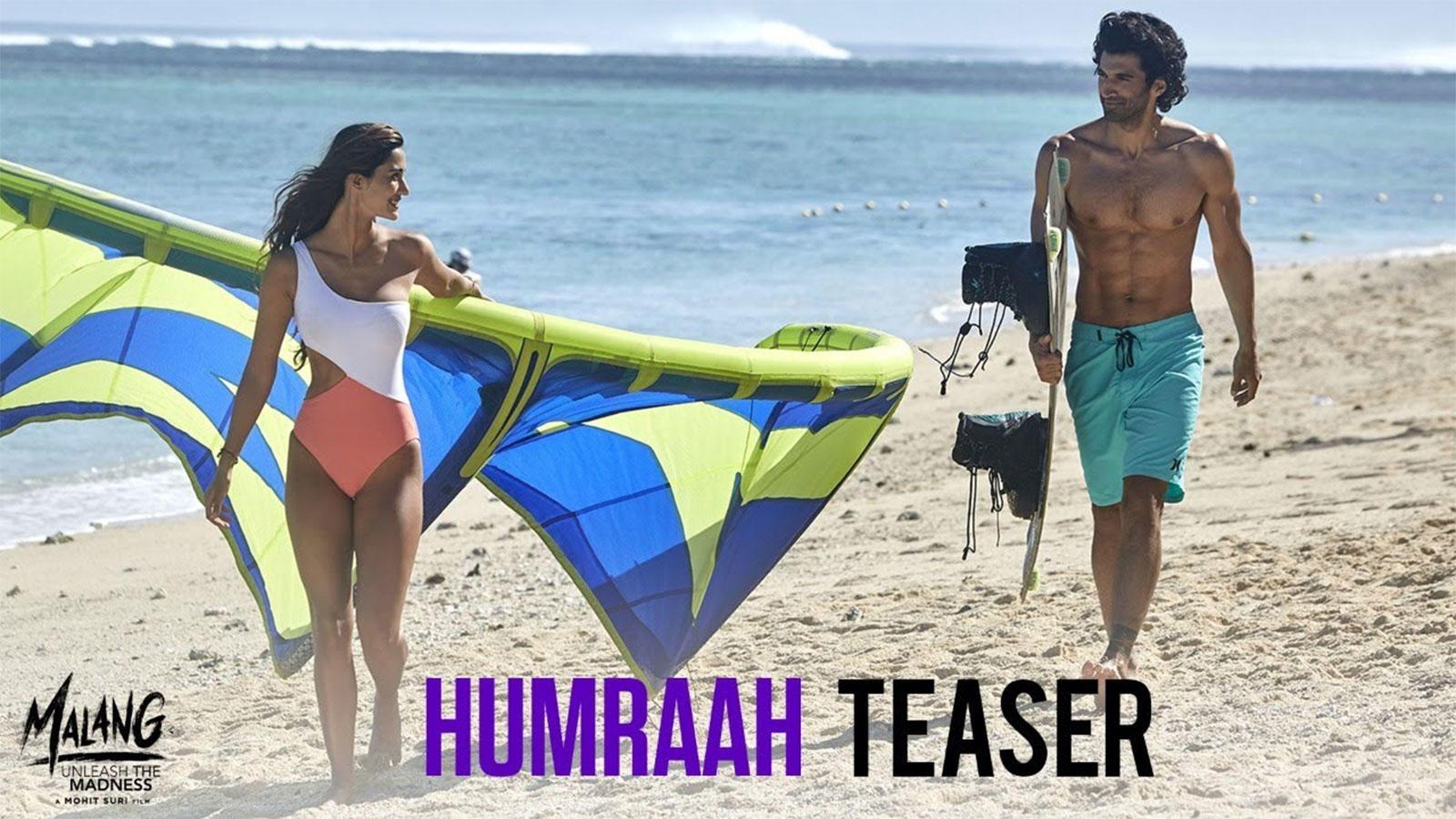 Malang Song Humraah Teaser Hindi Video Songs Times Of India