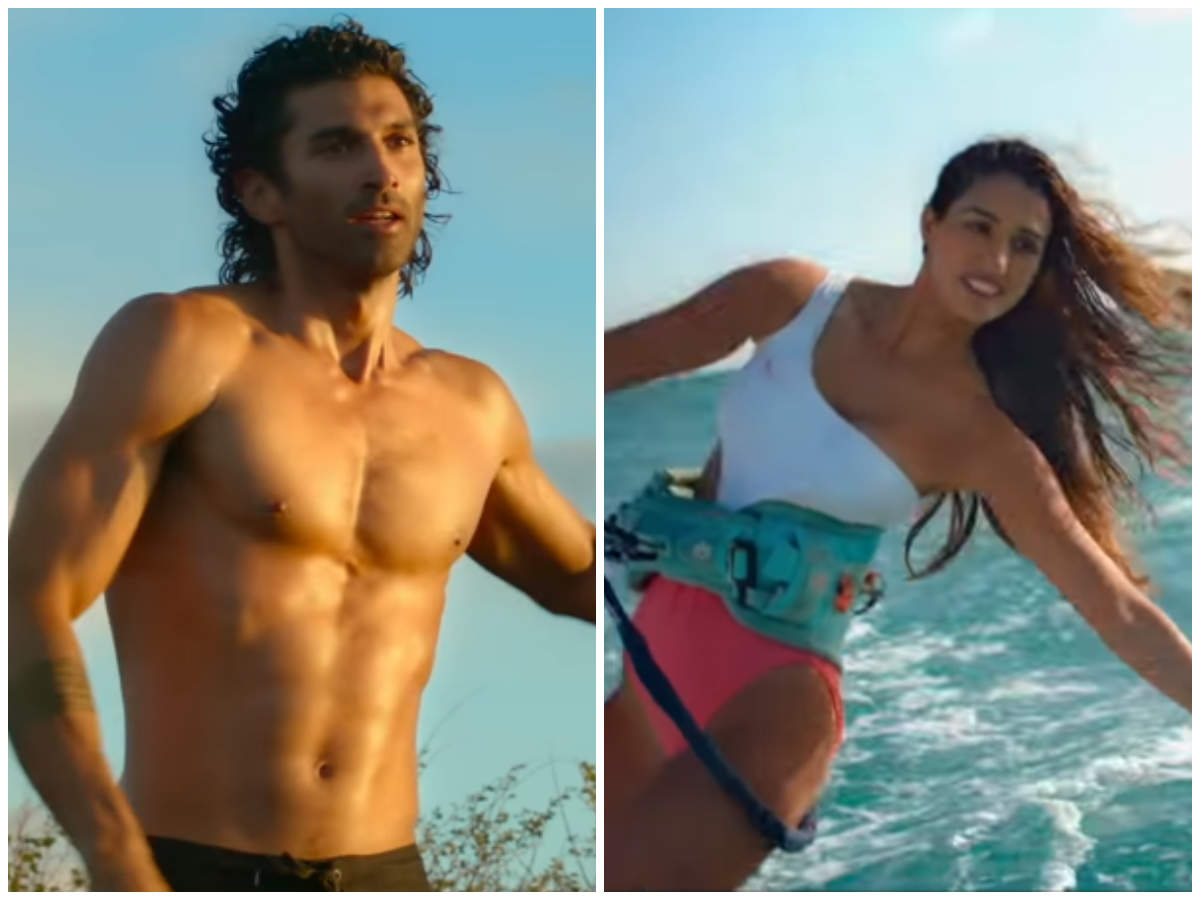 Malang Song Humraah Disha Patani And Aditya Roy Kapur Look Mesmerising In The Teaser Hindi Movie News Times Of India