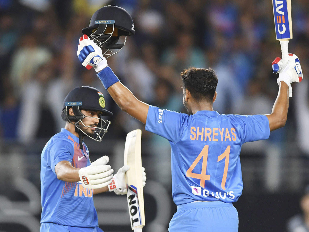 1st-t20i-iyer-guides-india-to-6-wicket-win-vs-nz