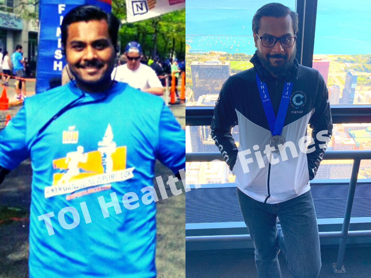 "Weight loss: ""I lost 41 kilos in 7 months by doing HIIT"""