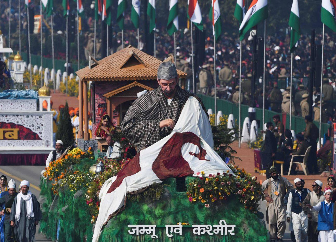 Republic Day Parade Themes For 71st Republic Day Tableaux Goa S