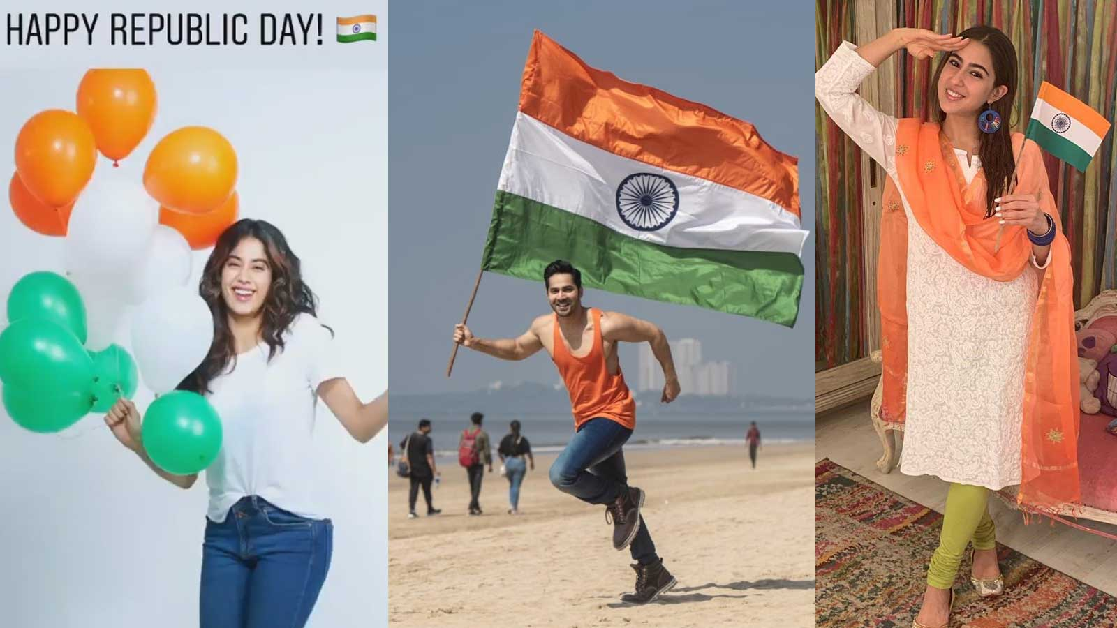 republic-day-2020-shah-rukh-khan-amitabh-bachchan-janhvi-kapoor-sara-ali-khan-among-other-bollywood-celebs-wish-fans