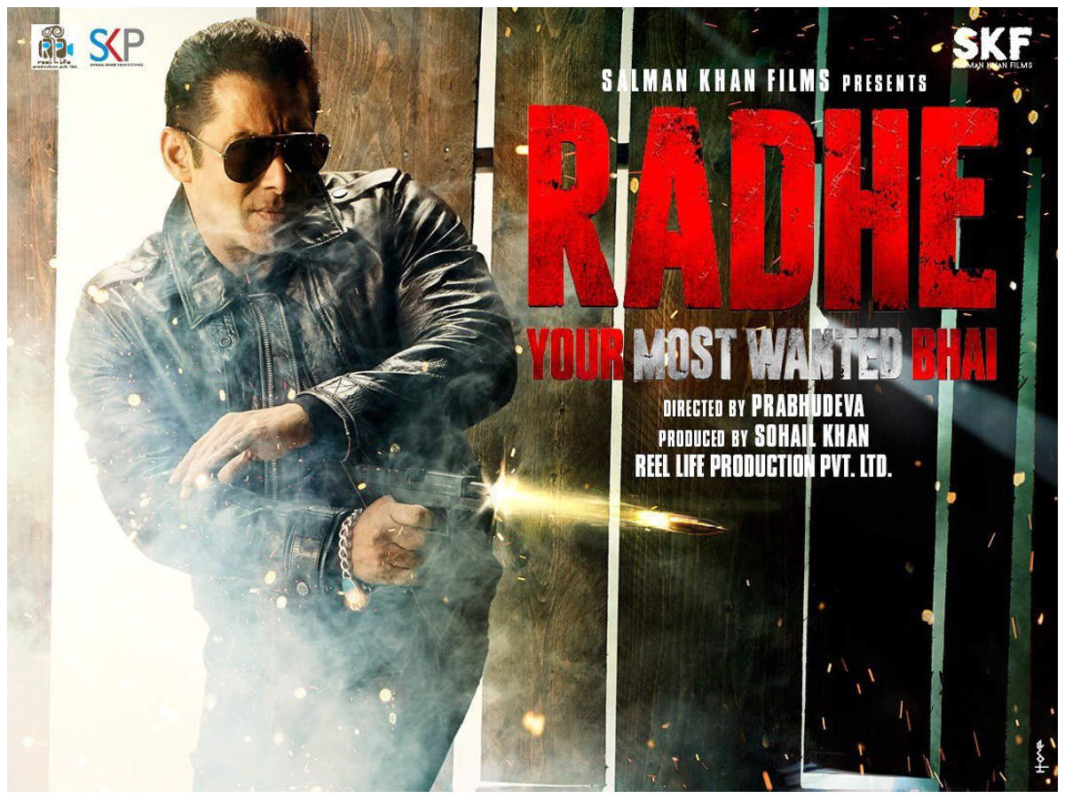 Radhe: Your Most Wanted Bhai': Salman Khan to spend a whopping amount for  VFX-laden climax shoot? | Hindi Movie News - Times of India