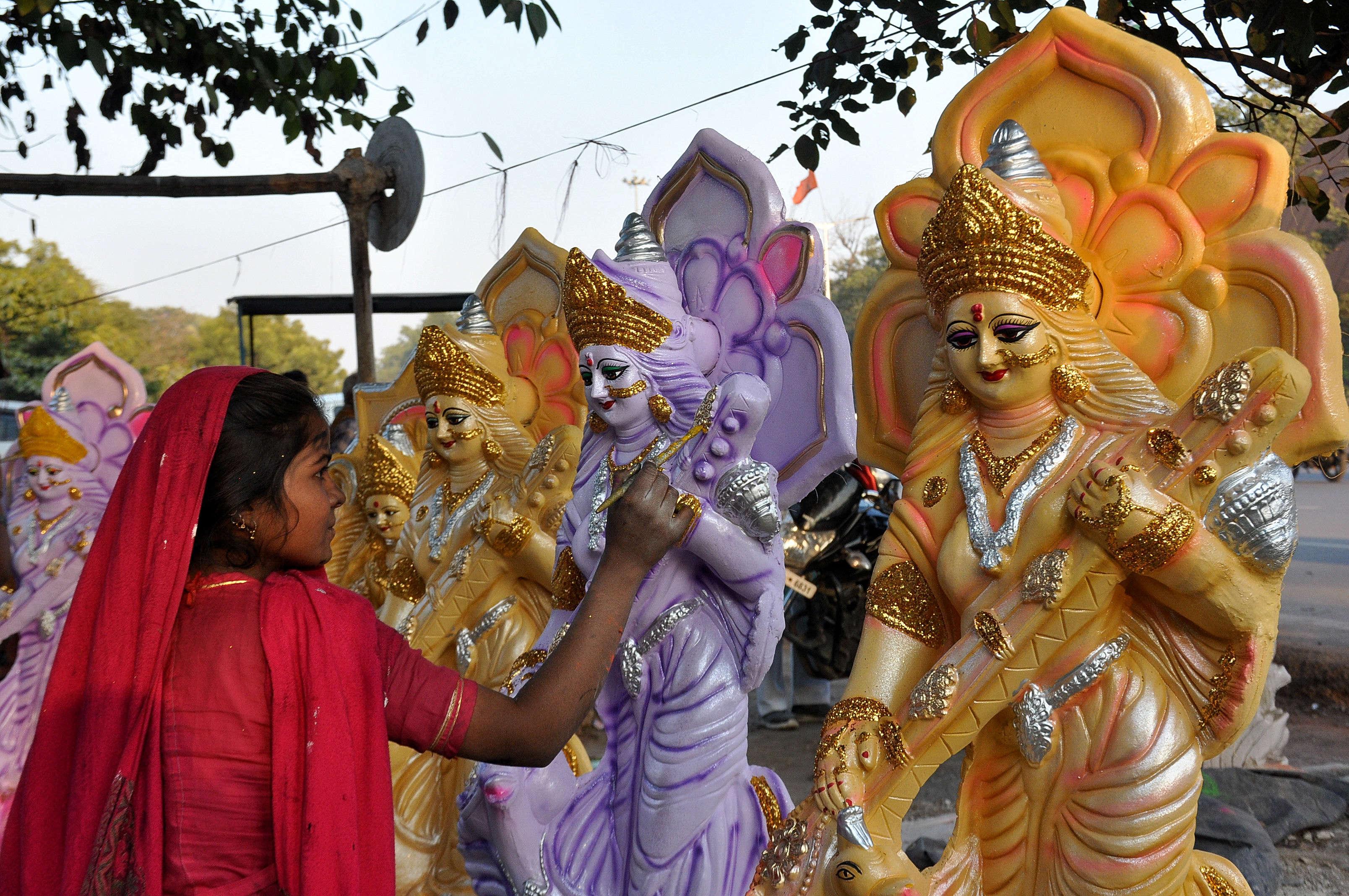 Saraswati Puja 2020: Date, Time, Significance, Puja Vidhi & Mantra