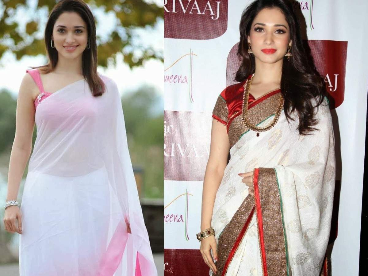A look at five Tamil actresses who make for a dazzling sight in ...