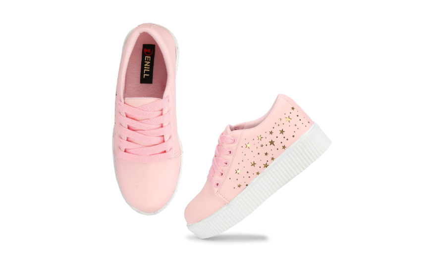 Sneakers for girls: Casual and stylish sneakers your little girl will love  | Most Searched Products - Times of India