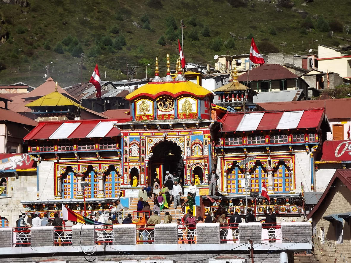 Badrinath shrine to reopen on April 30