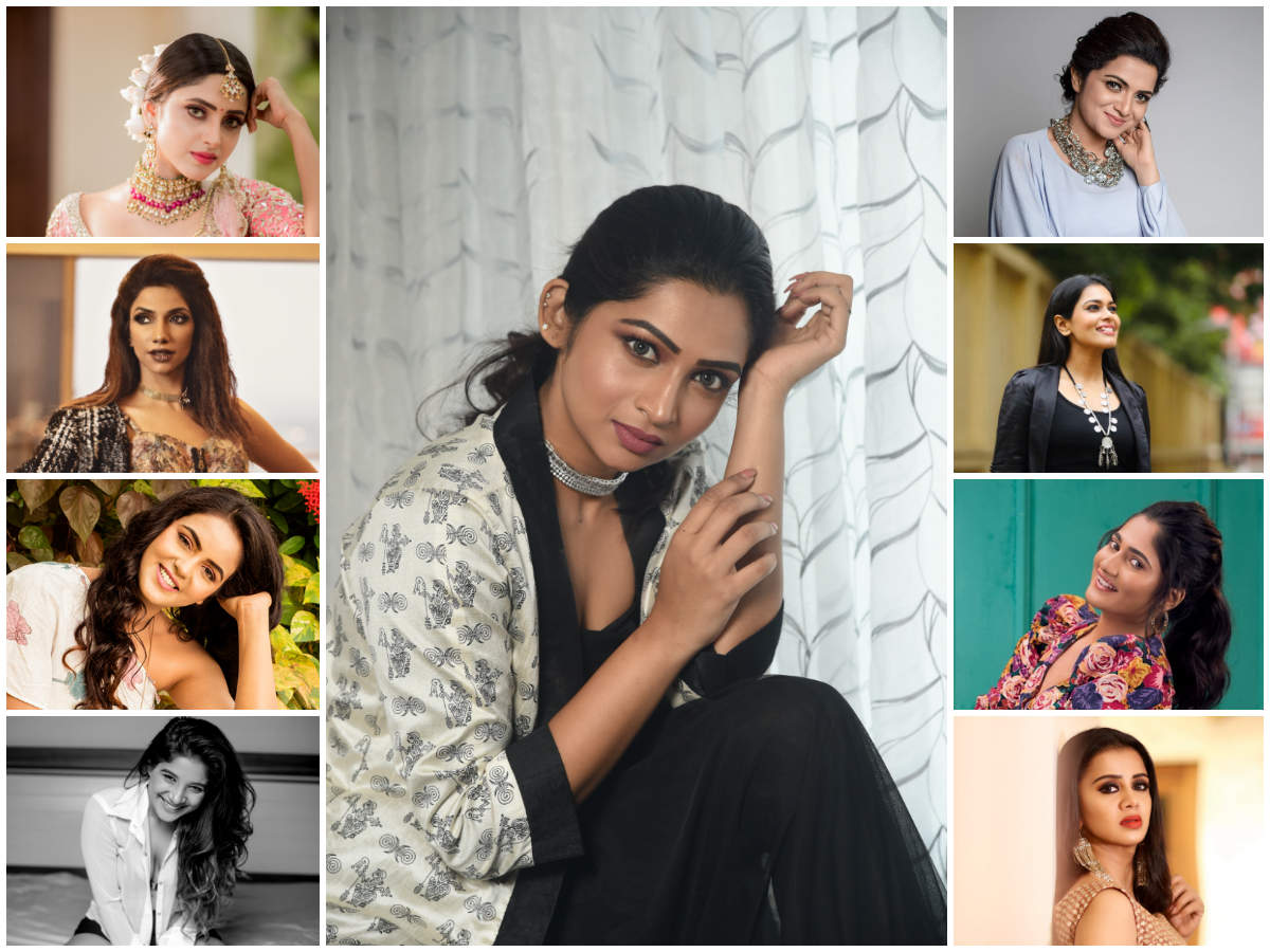 Chennai Times 20 Most Desirable Women on TV 2019 - Times of India