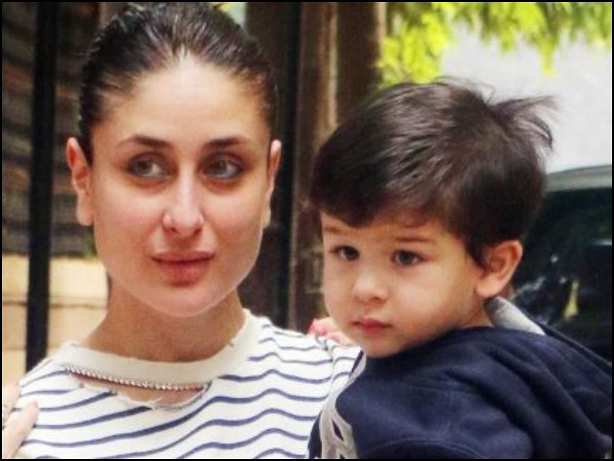 Kareena Kapoor Khan reveals how she would react if Taimur Ali Khan brings  his girlfriend home | Hindi Movie News - Times of India