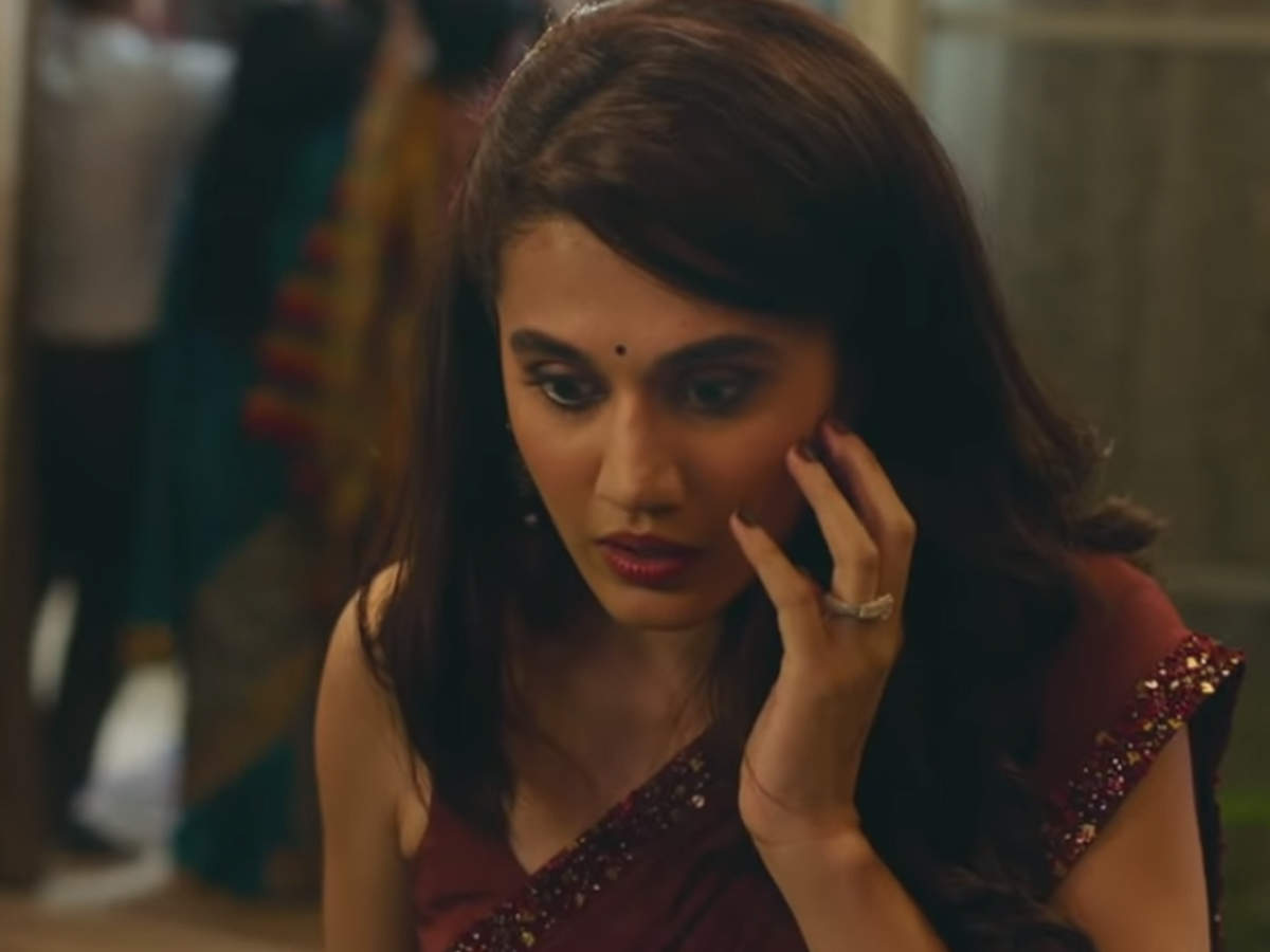 Thappad\' trailer: Taapsee Pannu delivers a hard hitting message of ...