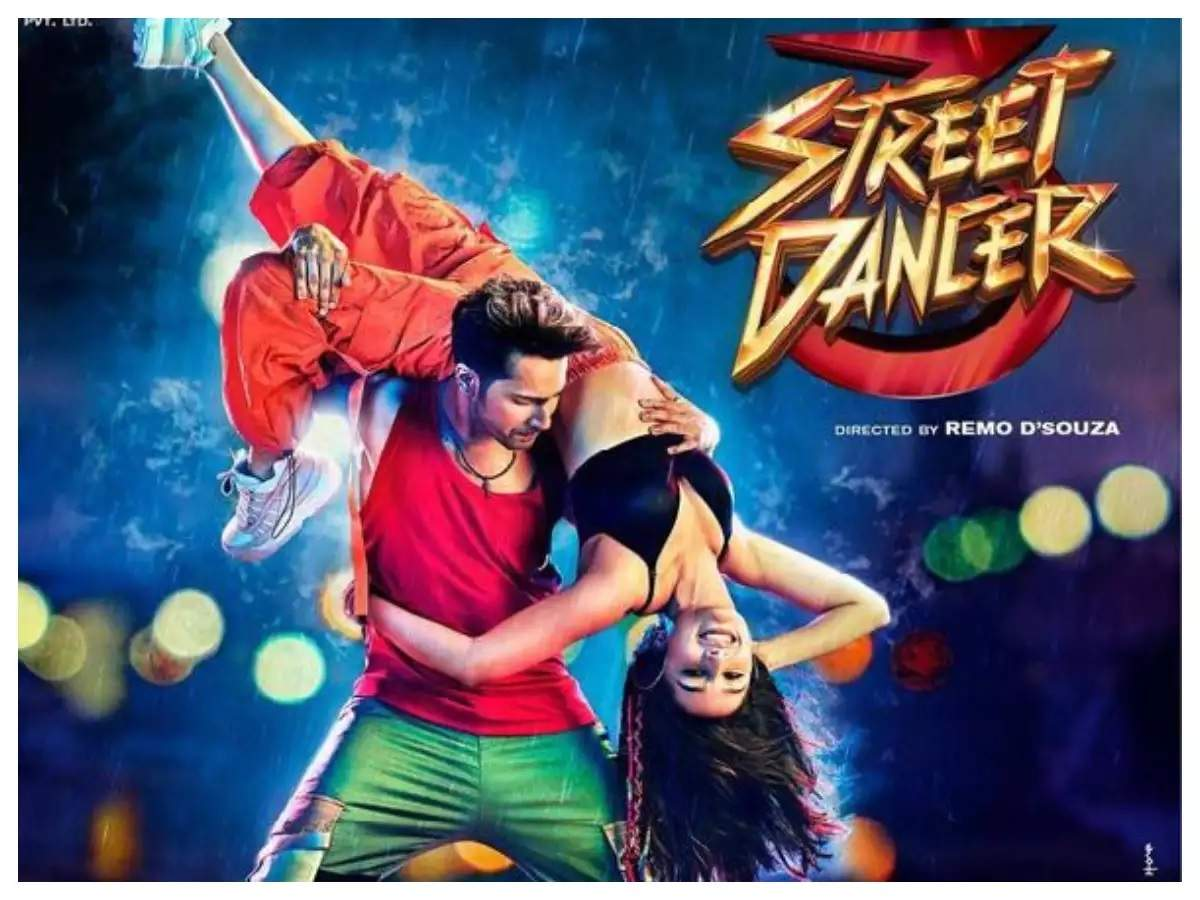 Street Dancer 3d Full Movie Box Office Collection Week 1 Varun Dhawan Shraddha Kapoor And Nora Fatehi S Film Earns Rs 52 50 Crore
