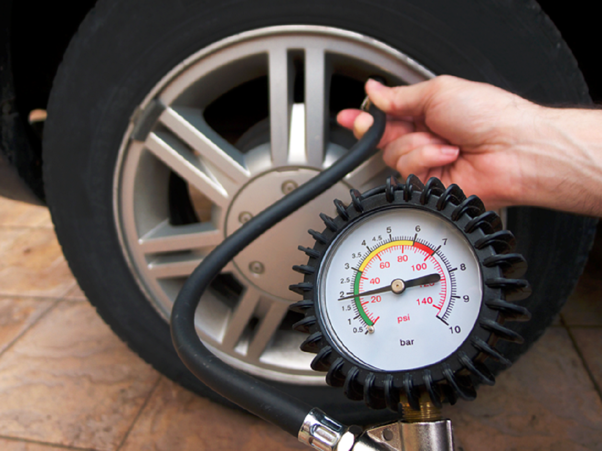 tyre pressure gauge for bike and car: Tyre Pressure Gauges for Bikes and  Cars: Be smart, be safe | Most Searched Products - Times of India