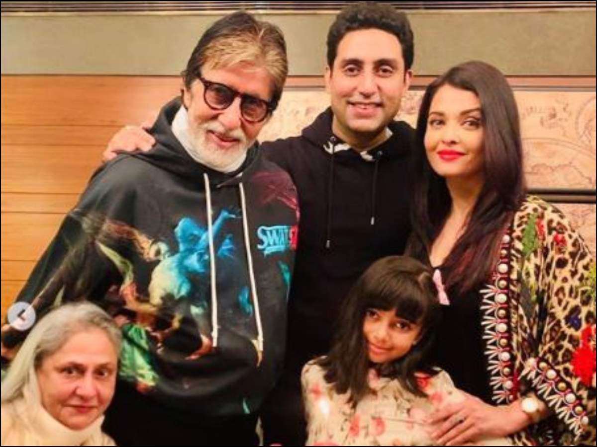 Abhishek Bachchan rings in his 44th birthday with Aishwarya Rai ...