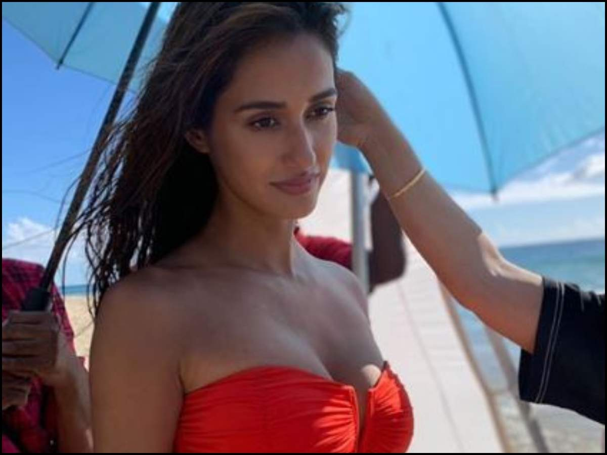 Throwback Thursday Malang Actress Disha Patani Looks Unrecognizable In This Picture Hindi Movie News Times Of India