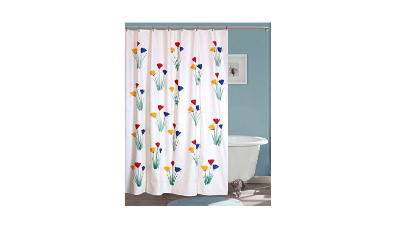 Shower Curtains That Will Brighten Up
