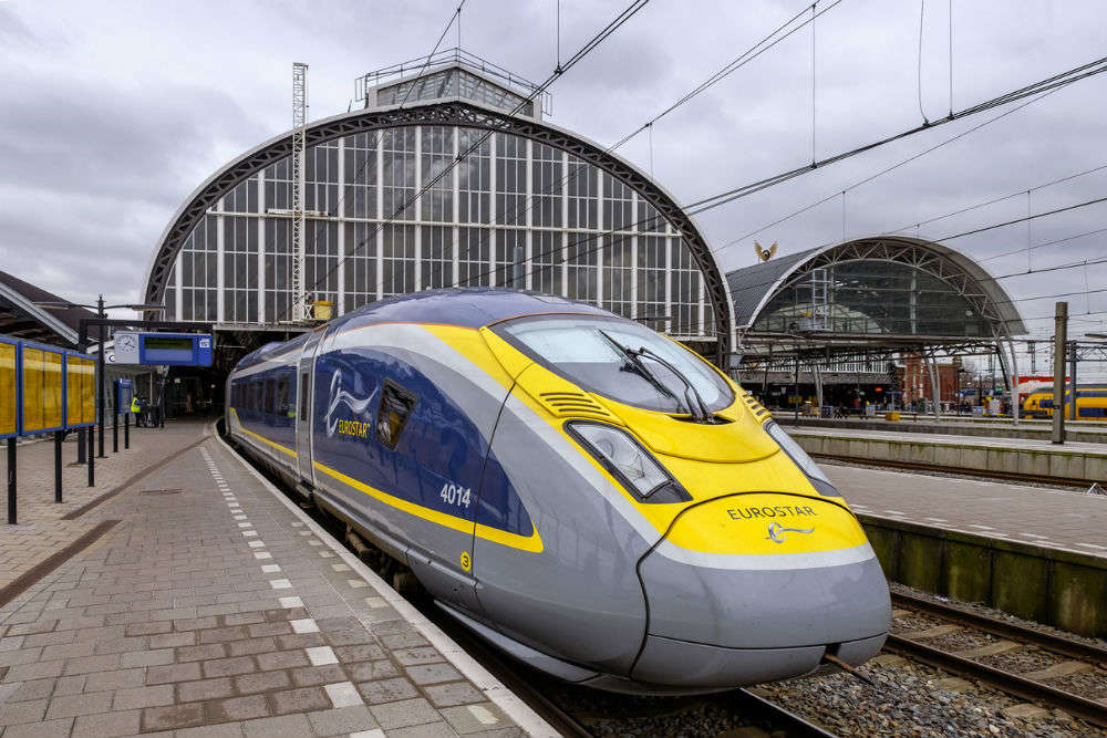 Direct train from Amsterdam to London is going to happen soon!