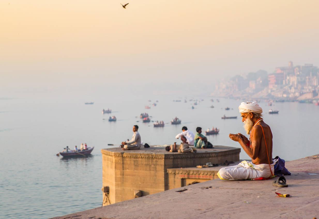 Finding liberation in Varanasi—why people check into Moksha Bhavan to die