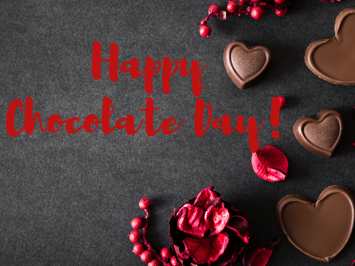Valentine S Week Happy Chocolate Day 2020 Images Quotes Wishes Greetings Messages Cards Pictures Gifs And Wallpaper Times Of India