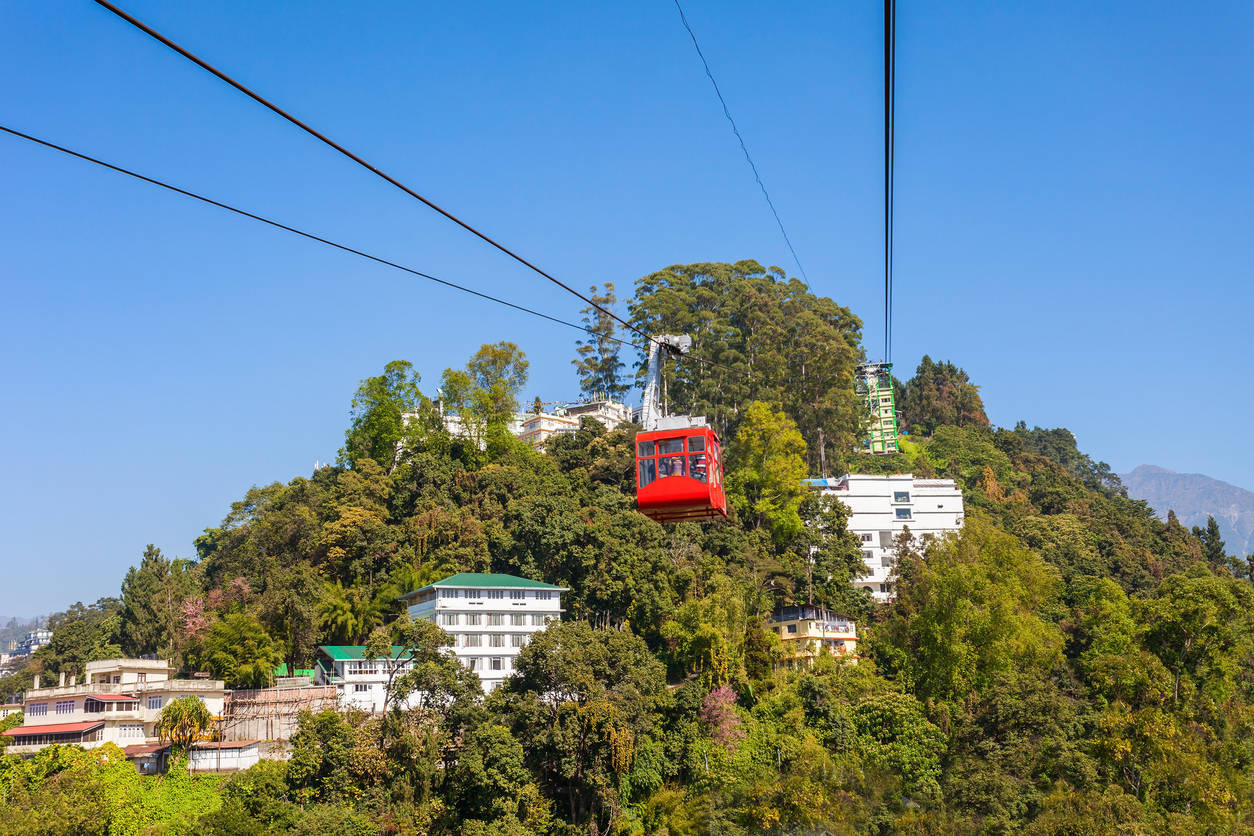 Doon-Mussoorie ropeway to be one of the longest in the world