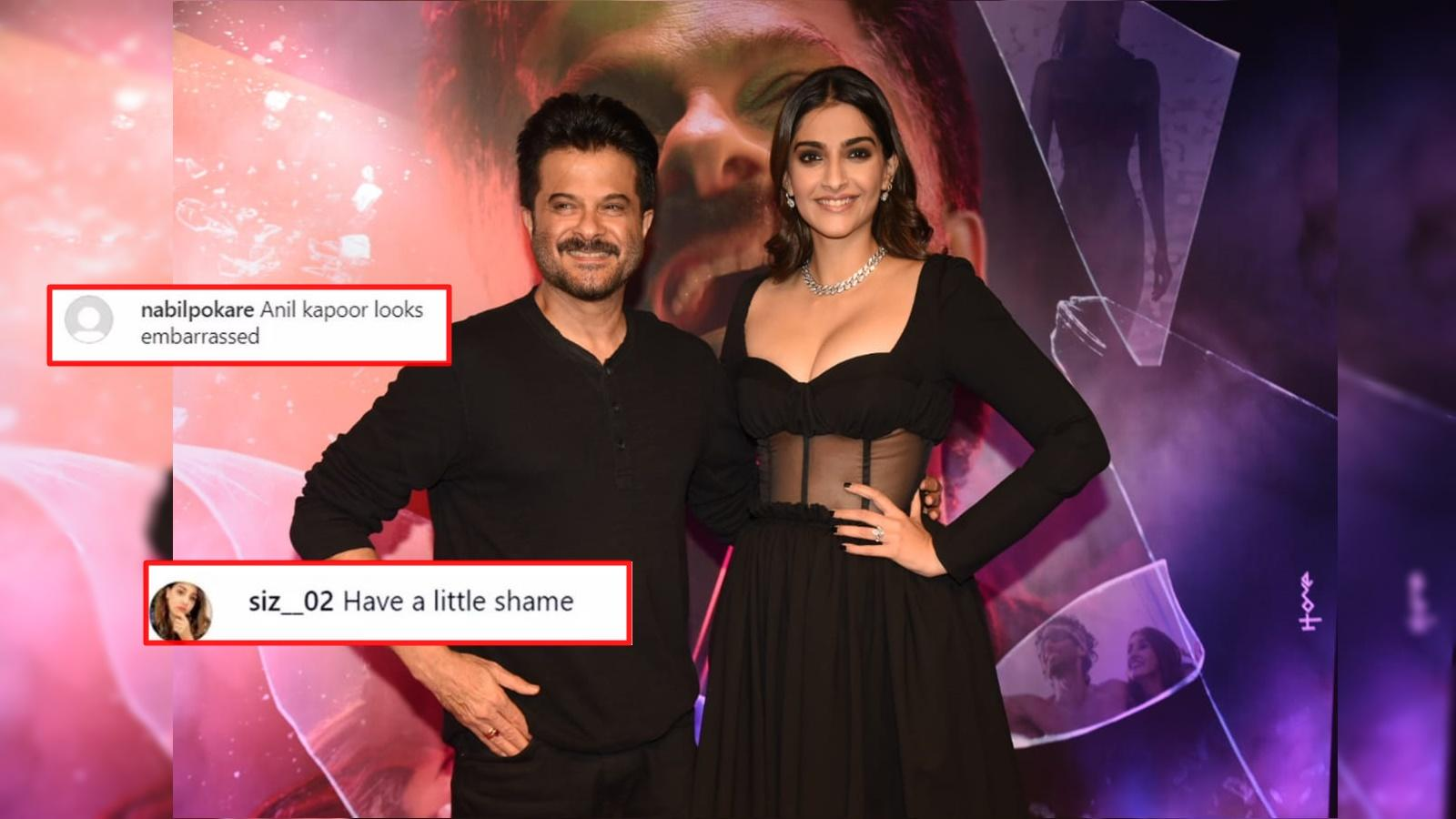 Sonam Kapoor Stirs Online Debate With Her Malang Premier Outfit Anil Kapoor S Old Tweet On Daughter Serves As Epic Reply To Trolls Hindi Movie News Bollywood Times Of India