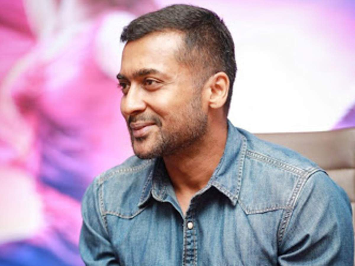 Soorarai Pottru Suriya S Next To Be First Tamil Film To Have Audio Launch In Chennai International Airport Tamil Movie News Times Of India