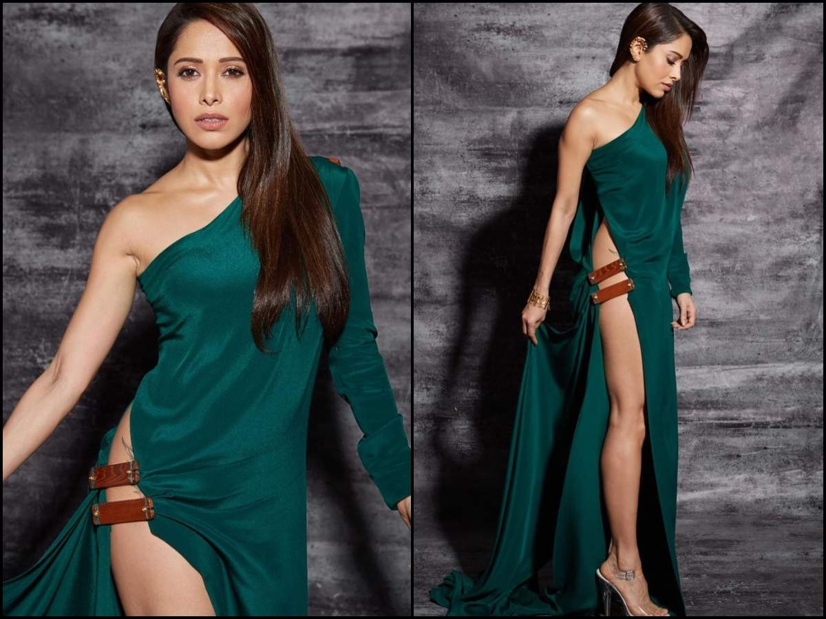Exclusive! Nushrat Bharucha reacts to getting trolled for her red carpet  outfit: This is who I want to be and this is what I want to do | Hindi  Movie News -