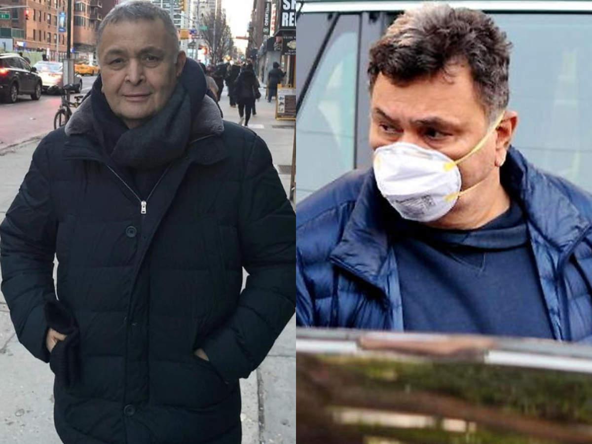 Rishi Kapoor suffering from penumonia? Actor shares health update ...