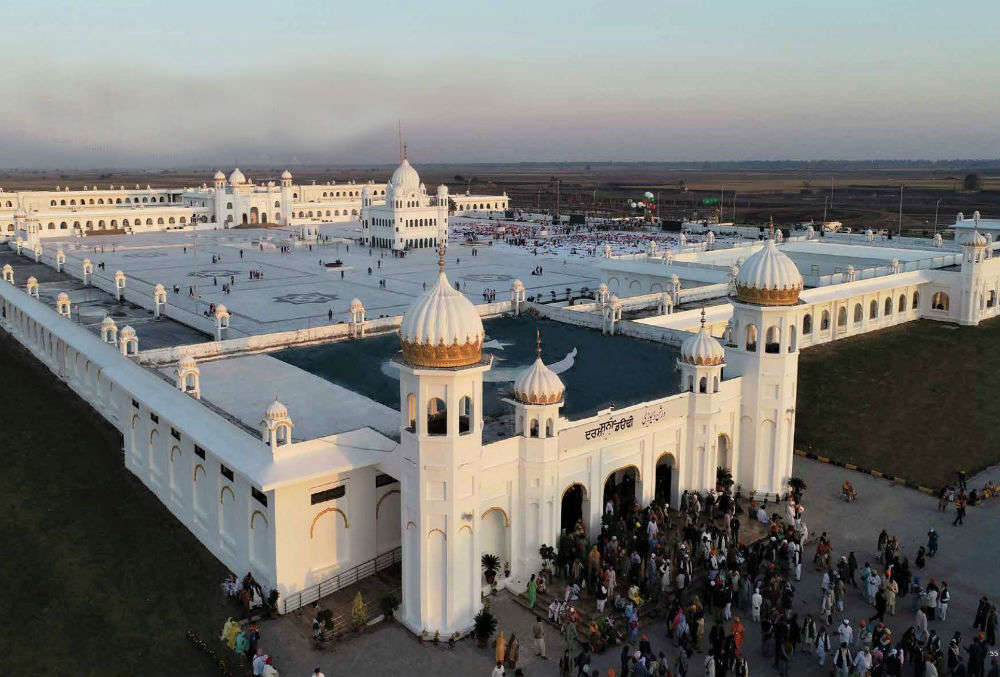 Passport-free entry to Kartarpur corridor likely on the cards