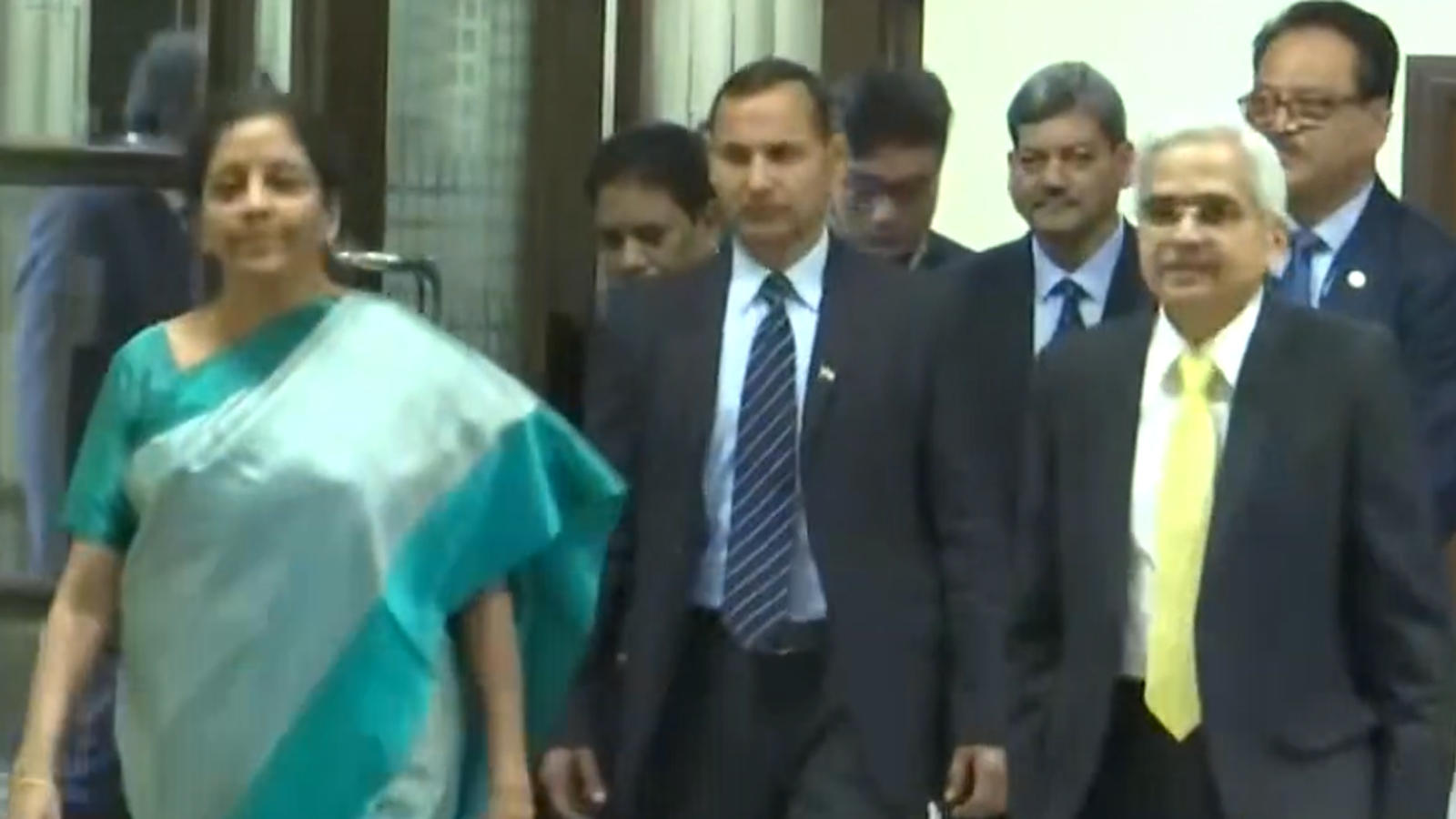 fm-sitharaman-holds-rbi-central-board-customary-post-budget-meeting