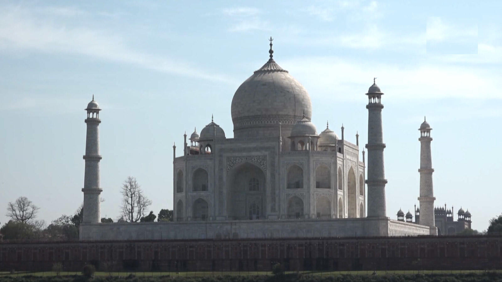 president-trump-may-visit-taj-mahal-beautification-drive-begins-in-agra