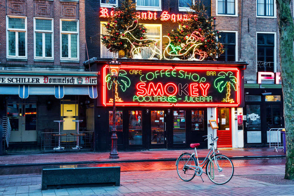 Amsterdam to soon ban tourists from buying cannabis