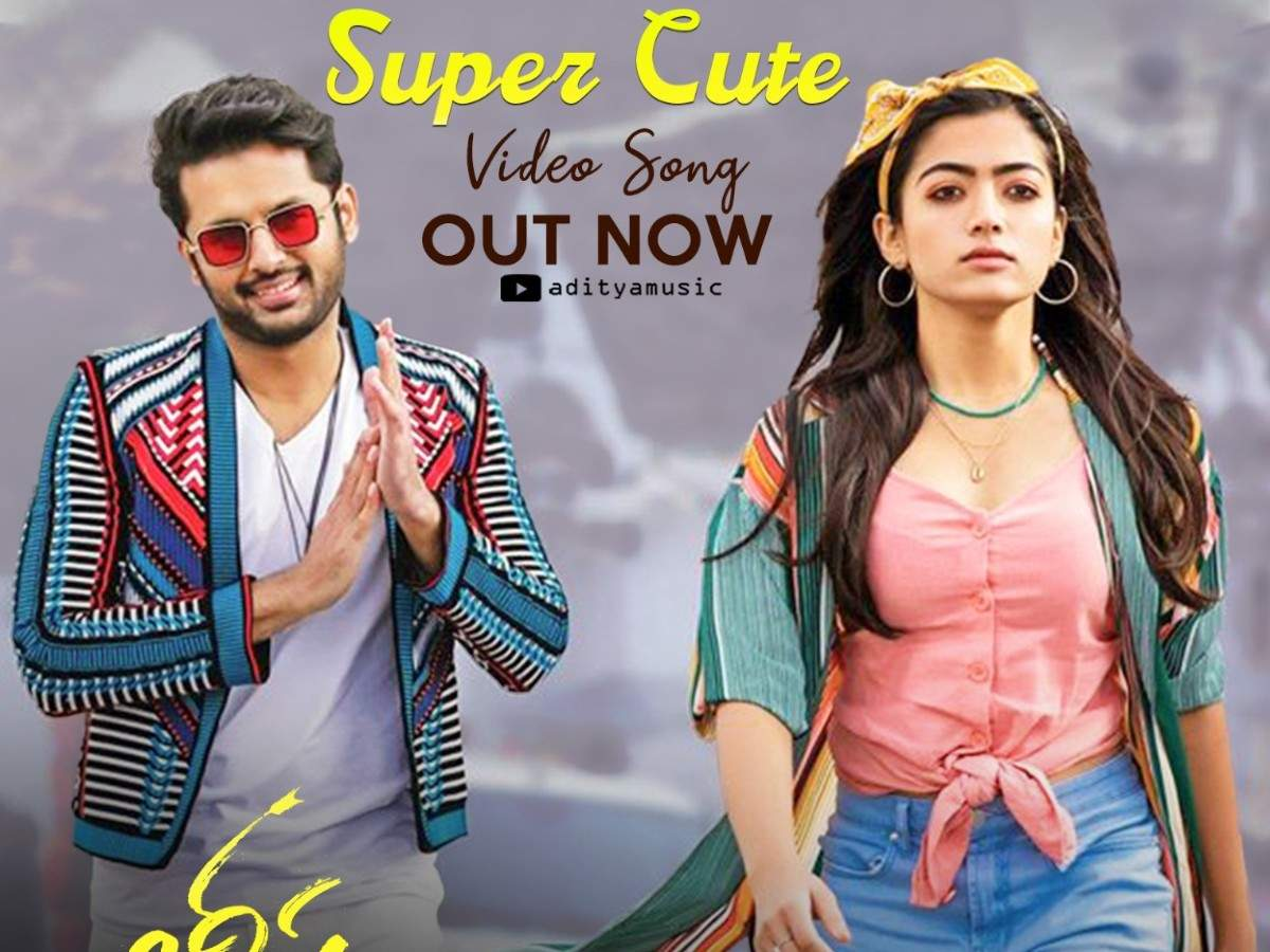 Super Cute From Bheeshma Released Telugu Movie News Times Of India
