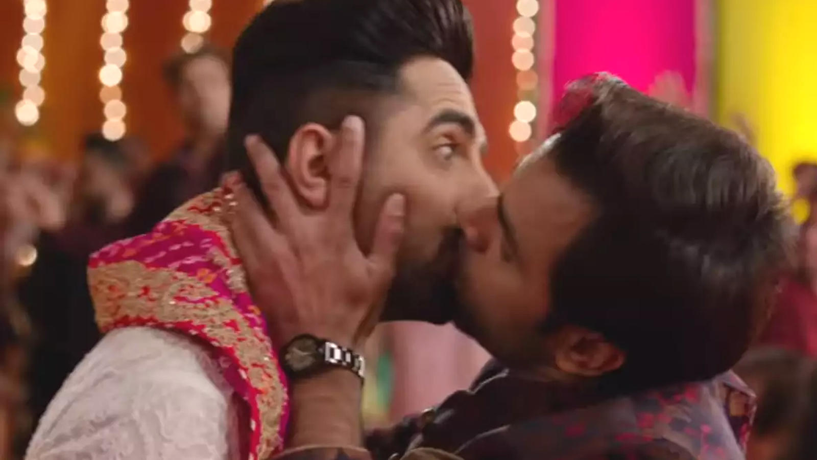 ayushmann-khurranas-wife-tahira-kashyap-reacts-to-her-husbands-lip-lock-scene-with-his-male-co-star-in-shubh-mangal-zyaada-saavdhan