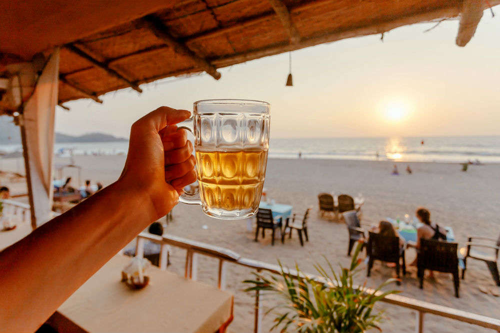 Goa beaches will soon have special zones for alcohol consumption