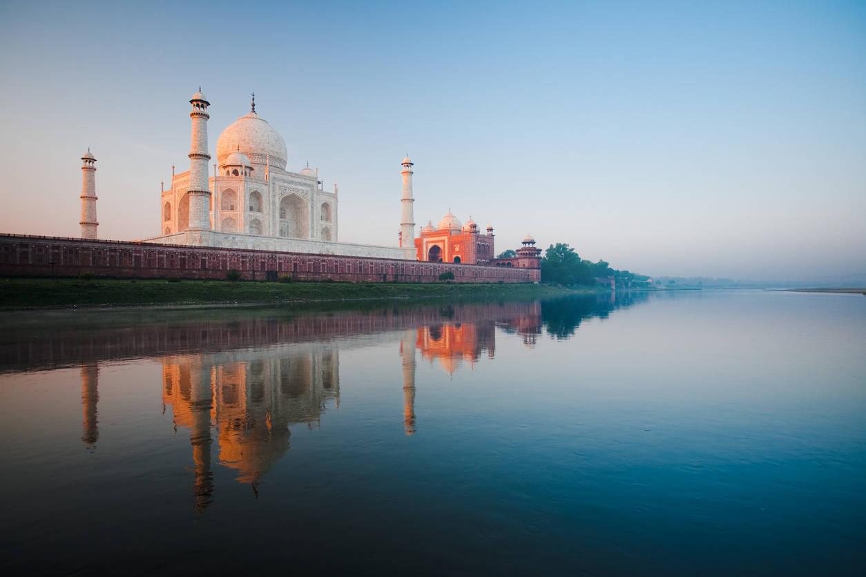 Taj Mahal is the most Googled landmark in the world