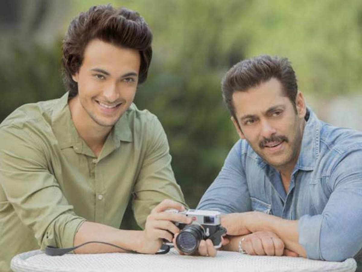 Salman Khan to team up with Aayush Sharma for a gangster film ...