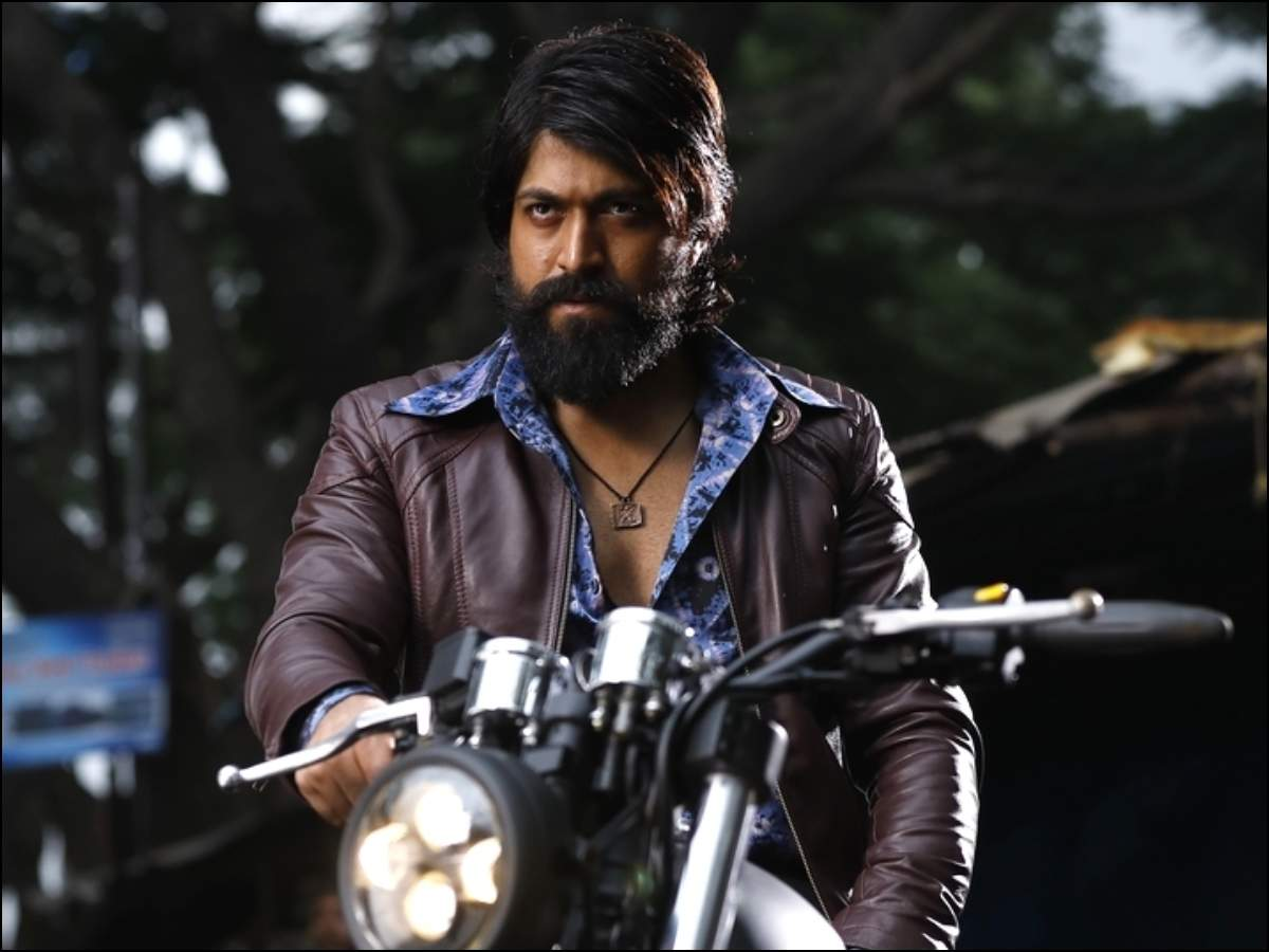 Rocking Star Yash And Kgf 2 Moves To Hyderabad Telugu Movie News Times Of India
