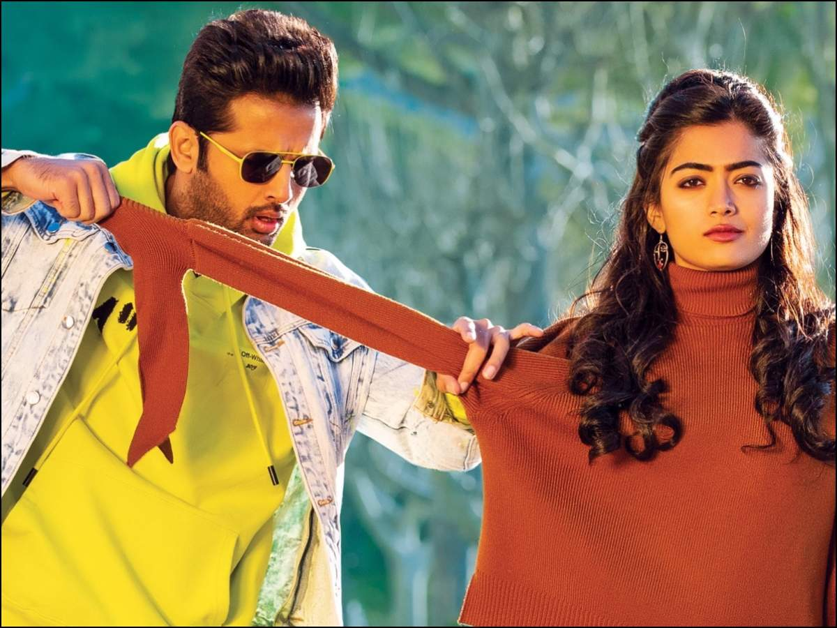 Bheeshma Full Movie Box Office Nithiin S Highest Opening In The Telugu States
