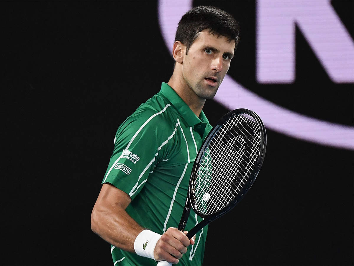 Novak Djokovic Urges Davis And Atp Cups To Merge Or Die Tennis News Times Of India