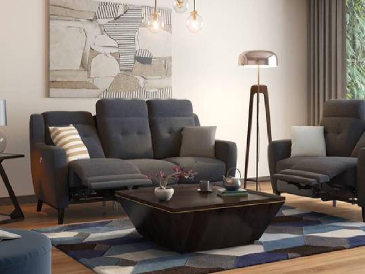 Picture of: Create A Comfortable Lounging Space With These Recliner Sofas Most Searched Products Times Of India