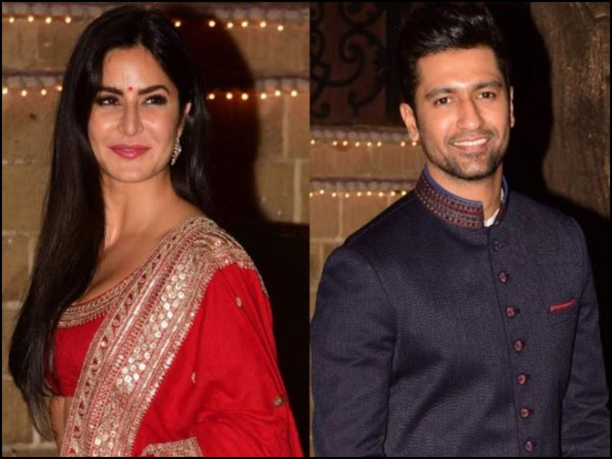 Did Vicky Kaushal just confirm his relationship with Katrina Kaif by calling it a 'beautiful feeling'? – Times of India