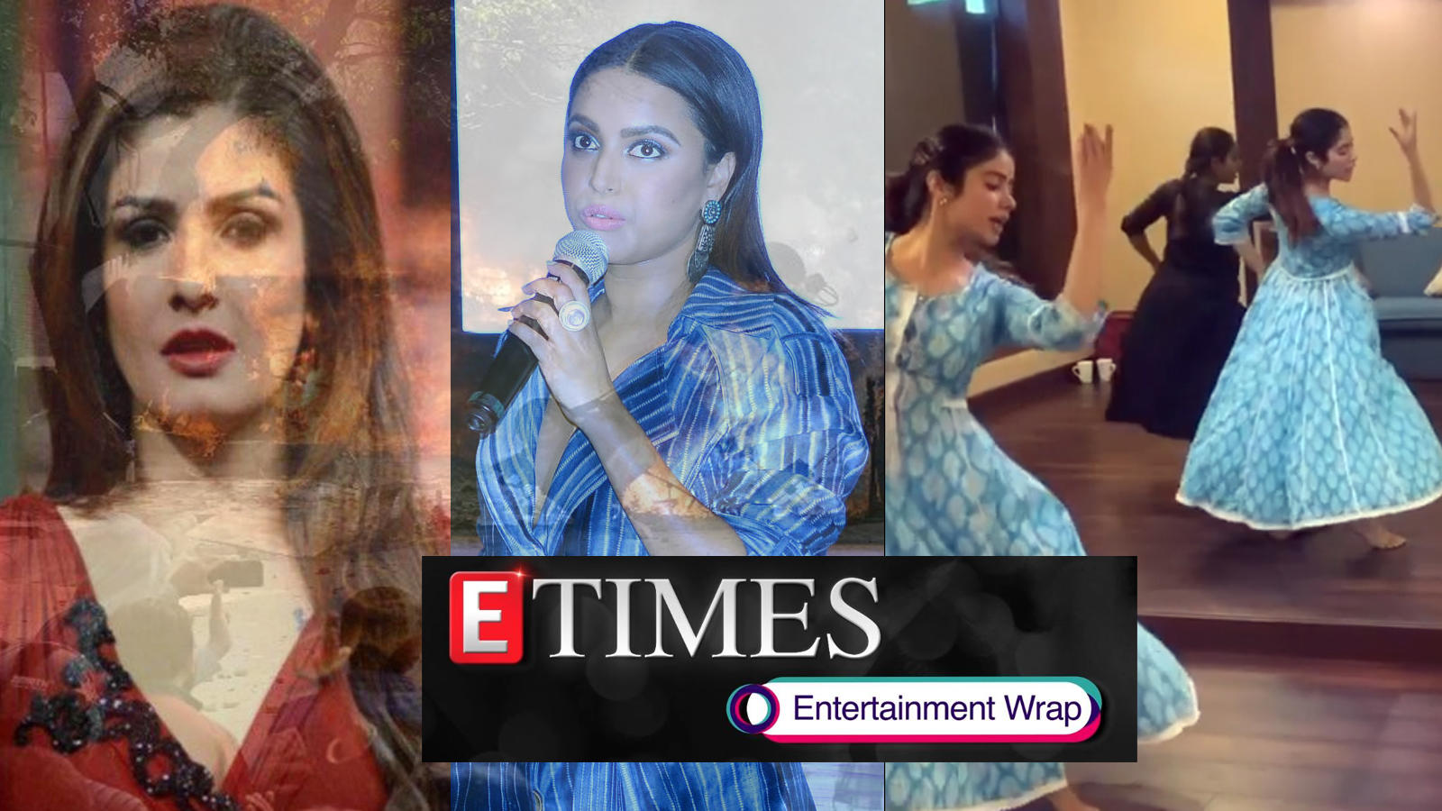 swara-bhasker-esha-gupta-raveena-tandon-among-other-b-wood-stars-condemn-violence-in-delhi-janhvi-kapoor-dances-on-piya-tose-naina-lage-re-and-more