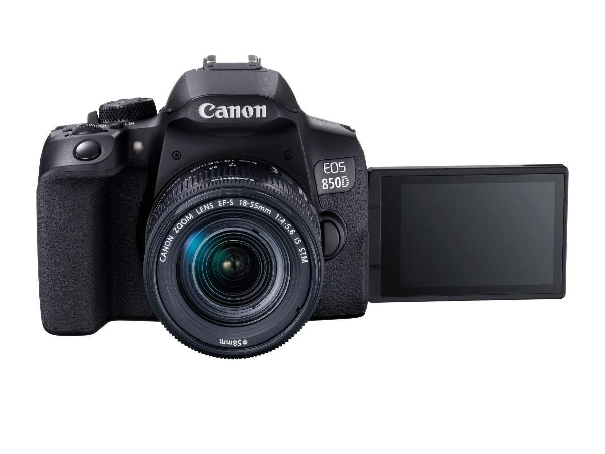 Canon EOS 1500D (EF-S 18-55mm f/3.5-f/5.6 IS II Kit Lens) Digital ...