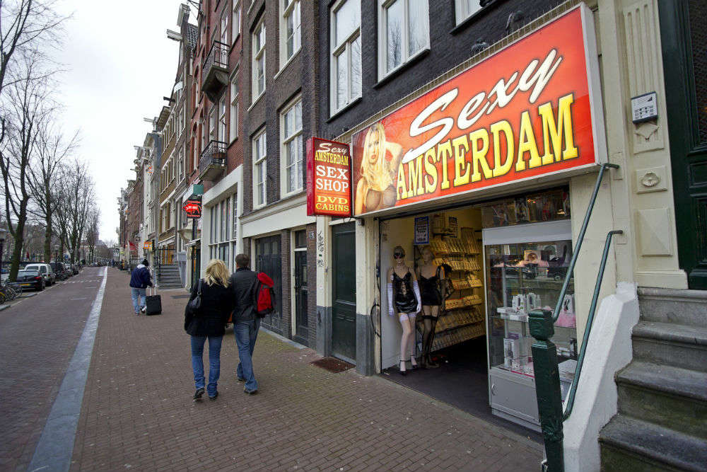 An erotic centre or a sex hotel, what Amsterdam would build now?