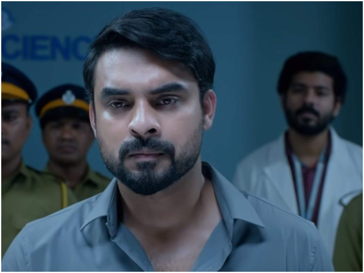 Tovino Thomas Forensic Twitter Review Here S What Audience Think About The Tovino Thomas Starrer Crime Thriller Malayalam Movie News Times Of India