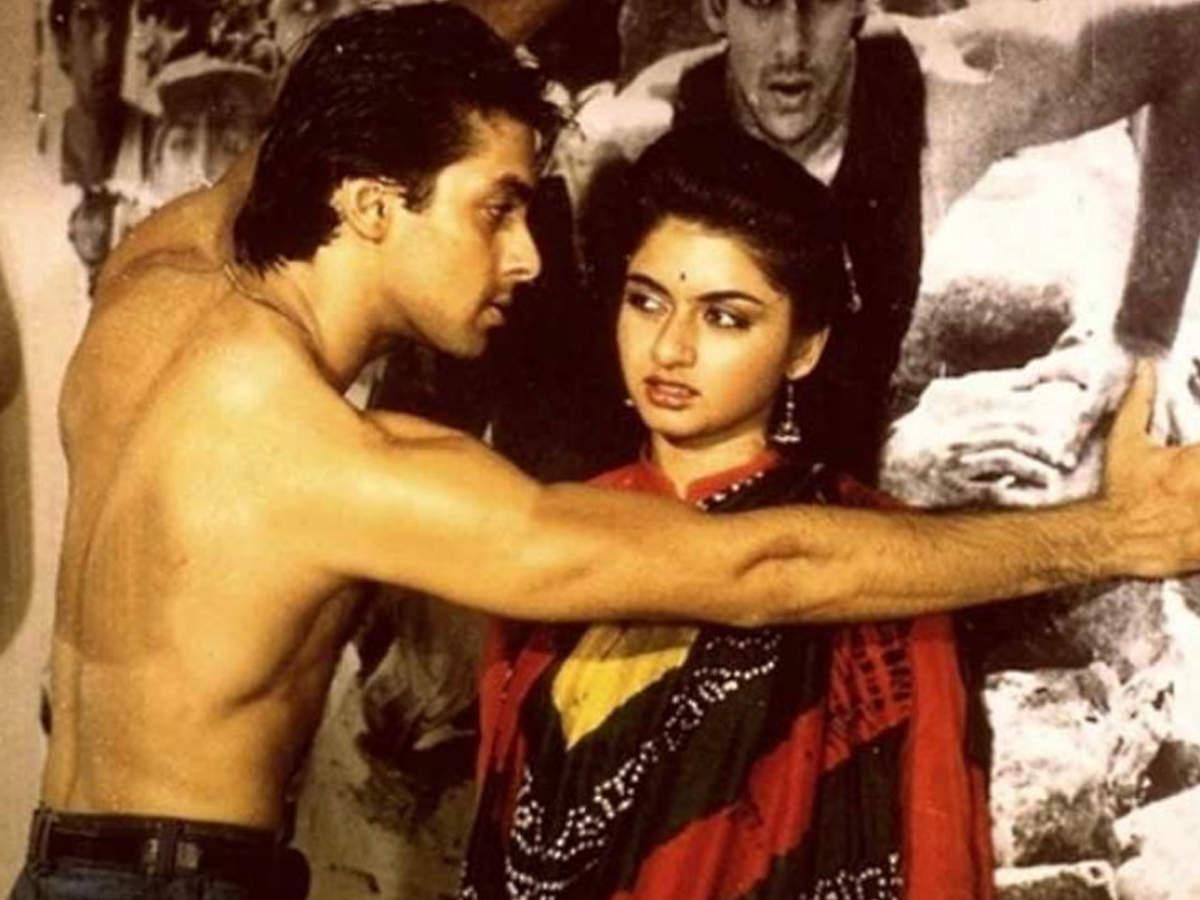 Did you know Salman Khan flirted with Bhagyashree during the shoot of  'Maine Pyar Kiya'? | Hindi Movie News - Times of India